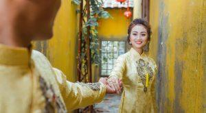 Top 1 Địa chỉ cho thuê áo dài cưới hỏi đẹp nhất quận 2, TP. HCM