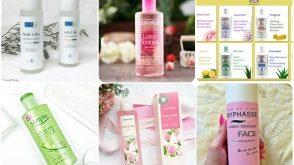 Top 5 Loại nước hoa hồng giá rẻ phù hợp cho da khô
