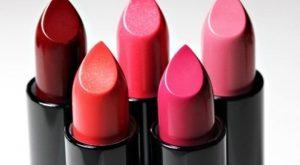 Top 5 Thương hiệu son môi an toàn nhất cho phái đẹp