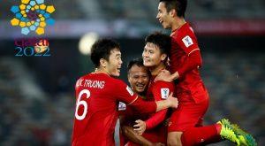 Top 12 đội tuyển bóng đá quốc gia mạnh nhất Châu Á hiện nay