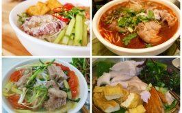 Top 4 Quán ăn chuyên ẩm thực ba miền ngon nhất ở Hà Nội