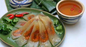 Top 6 địa chỉ bán bánh bột lọc ngon nhất tại Hà Nội