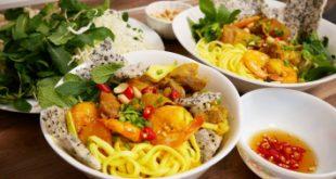 Top 6 Món ăn xứ Quảng hấp dẫn nhất vào mùa mưa