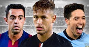 Top 7 Cầu thủ đắt giá nhất kỳ chuyển nhượng mùa hè 2017 của làng bóng đá