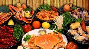 Top 7 Hải sản giàu chất dinh dưỡng dành cho cơ thể