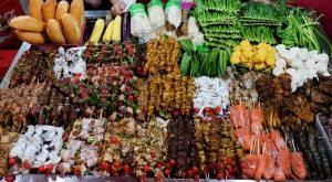 Top 8 đất nước có món ăn đường phố ngon nhất thế giới