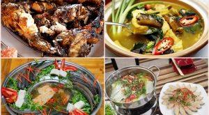 Top 8 Món ăn đặc sản Tây Nam Bộ nổi tiếng nhất