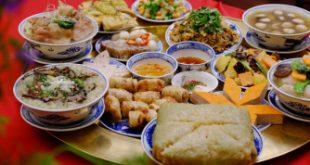 Top 8 Món ăn cổ truyền ngày Tết trong mâm cỗ miền Bắc
