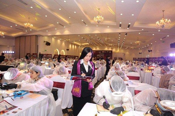 Trường Dạy Phun Xăm Thẩm Mỹ Chất Lượng, Uy Tín TPHCM 3