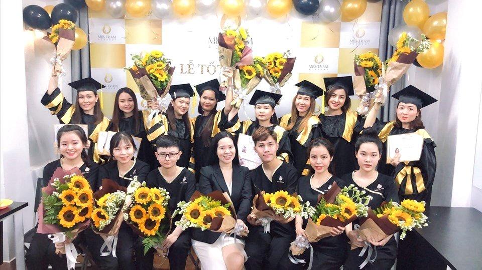 Trường Dạy Phun Xăm Thẩm Mỹ Chất Lượng, Uy Tín TPHCM 5